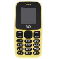Купить <b>Сотовый телефон</b> bright&quick <b>BQ</b>-1414 Start+ желтый в ...