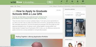 7 interactive calculators every college university needs on its wikihow graduates schools low gpa