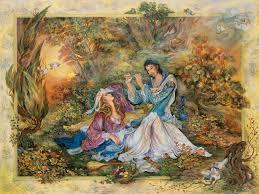 limited editions mahmoud farshchian enchanted melody