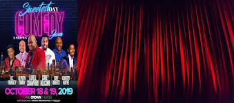Sweetest Day Comedy Jam - Arie Crown Theater, Chicago, IL ...