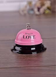 <b>Звонок настольный Ring</b> for LOVE <b>Эврика</b> - сувениры купить ...