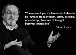 Salman Rushdie Quotes War. QuotesGram
