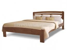 Купить <b>Кровать Магнолия</b> недорого - мебель из массива дерева ...