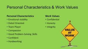 physician assistant career research project by jane doe ppt 2 personal characteristics work values personal characteristics emotional stability detail oriented team player compassion good problem solving skills