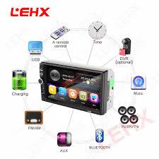 "<b>2 Din HD</b> 7"" Car Radio Video player Car Stereo Audio <b>Universal</b> ..."