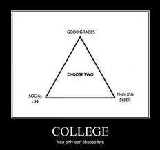 Funny Quotes about College Life : Hahah I say Good Grades and ...