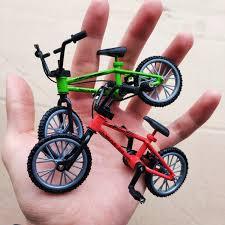 2019 Mini Finger <b>Bmx</b> Set <b>Bike</b> Fans Toy Alloy Finger <b>BMX</b> ...