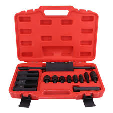 <b>Injector Puller</b> 14Pcs Common Rail <b>Injector Extractor Diesel</b> Puller ...