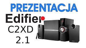 Unboxing Głośników Edifier <b>C2XD</b> - HardPC TV #82 - YouTube