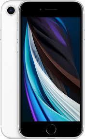 Мобильный <b>телефон Apple iPhone</b> SE 2020 64GB (белый)