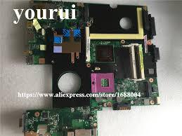 100% Working Laptop Motherboard for ASUS G50 <b>G50V G50VT</b> ...