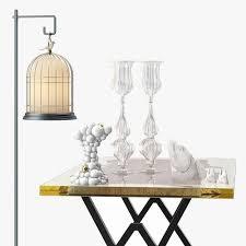 architectural digest selection september 2016 furniture 3d model max obj 3ds fbx mtl cgtradercom architectural digest furniture