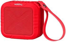 Купить <b>Nobby</b> PICNIC red в Москве: цена <b>портативной колонки</b> ...