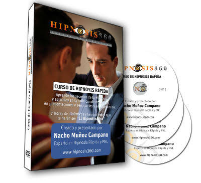 Curso de Hipnosis Rápida by Hypnosis Training Academy 360 ( 6 DVD SET ) ( Upload Vol 2 )