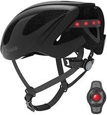 <b>Smart4u SH55M</b> Cycling <b>Helmet</b> with <b>6</b> LED taillight & Turn ...