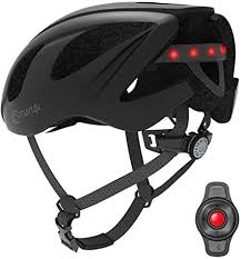 <b>Smart4u SH55M</b> Cycling <b>Helmet</b> with 6 LED taillight & Turn ...