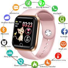 <b>LIGE</b> Sports <b>Smart</b> Bracelet IP67