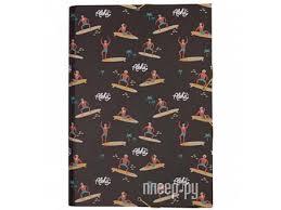 <b>Папка Milan Aloha А4</b> Black 5110150AL, цена 42 руб., купить в ...