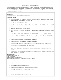 resume objective examples network engineer   multiresumeexample com    resume objective examples network engineer sample ccnp network engineer resume by dongo