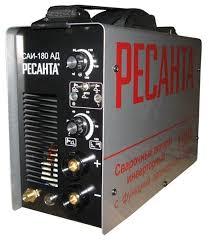 Инверторный сварочный аппарат <b>Ресанта САИ-180 АД</b> — купить ...