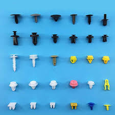<b>Bumper</b> Mudguard Plastic Rivet Clips Auto <b>Front</b>/Rear <b>100PCS</b>/lot ...