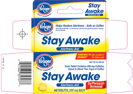 kroger co stay awake drug facts stay awake image ecf42b47 e36d 4140 8d85 075d28a11b0c 01 jpg