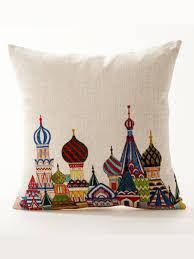 Buy <b>1Pc</b> Home Decor Cushion Case <b>Fashion Colorful</b> Muslim ...