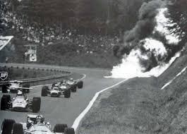 「1961年 - イタリアグランプリでヴォルフガング・フォン・トリップス」の画像検索結果