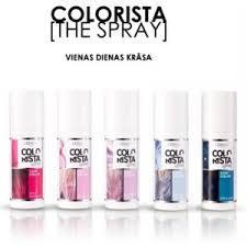 Краска для волос <b>L'Oreal</b> Paris <b>COLORISTA спрей</b>-краска для ...