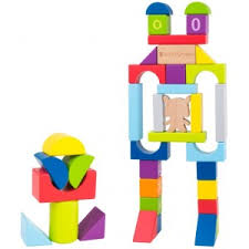 <b>Детский конструктор Xiaomi</b> Mi Rabbit Hape 70 Puzzle