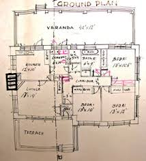 Home Plans  amp  Design   DRAWING UP HOUSE PLANSHow to Draw a Free House Plan   eHow com