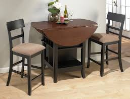 dining room designer furniture exclussive high: high parson dining chairs with dark expandable round