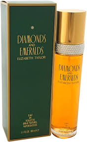 <b>Elizabeth Taylor Diamonds</b> and Emeralds Eau de Toilette - 100 ml ...