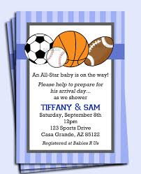 all star sports invitation printable or printed 🔎zoom