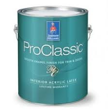 <b>Sherwin Williams ProClassic</b> по выгодной цене: купить акриловую ...