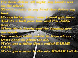 <b>Golden Earring</b> - <b>Love</b> Radar..