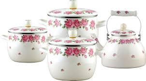 Rose <b>Набор эмалированной посуды</b> WR-1523/2 купить в ...