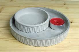 Concrete <b>tray</b> mold Set of two <b>silicone tray</b> molds Flexible | Etsy