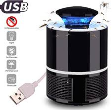 <b>LED Mosquito</b> Killer Lamp USB Powered, Super Quiet Electronic ...