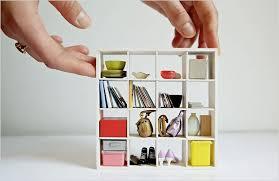 Mobili Per La Casa Delle Bambole : Ikea mini mobili per case di bambole paperproject