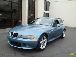 1998 z3 28 roadster atlanta blue metallic beige photo 1 atlanta blue metallic 1996