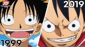A Moment from Every Year of <b>One Piece</b> - YouTube