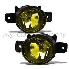 infiniti jx35 car truck fog driving lights for g37 jx35 m45 m35 replacement fog lights front bumper lamps yellow fits infiniti jx35