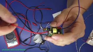 <b>LED</b> Driver 1-3X1w 300MA, <b>10w 900mA</b> - YouTube