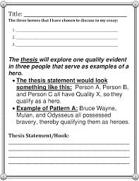 hero definition essay