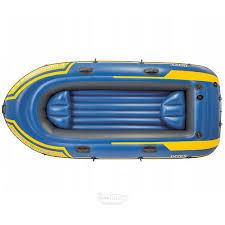 Надувная <b>лодка Challenger</b>-<b>3</b>-Set трехместная 295*137*43 см + ...