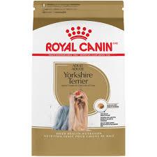 <b>Royal Canin Yorkshire</b> Terrior Adult Dry Dog Food, 10 lb - Walmart ...