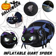 <b>Halloween Spider</b> PVC Inflatable Animated Ghost <b>Halloween Party</b> ...