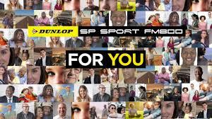 <b>Dunlop SP Sport FM800</b> Press Release - YouTube