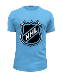 "Футболка Wearcraft Premium Slim Fit ""<b>NHL</b>(<b>НХЛ</b>)"" #1927746 от Ti ..."